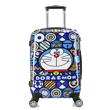 Buy doraemon suitcase and get free shipping on AliExpress com