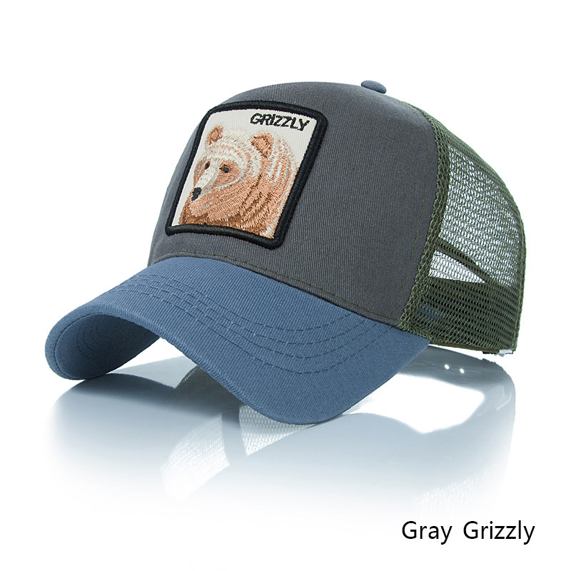 gray grizzly