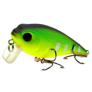 Image 5 - 55mm 9g esche per il corpo duro in plastica allingrosso personalizzate esca artificiale giappone Crankbait esca da Pesca Pesca