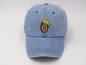 df2a8b87f97 Black Biggie Vtg Style Dad Cap Hat