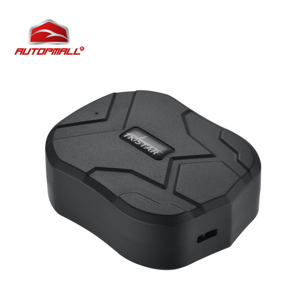 GPS Tracker Car GPS Locator Vehicle Tracker TKSTAR TK905B 150Days Magnets Waterproof Realtime Car Tracking Device Free APP Track