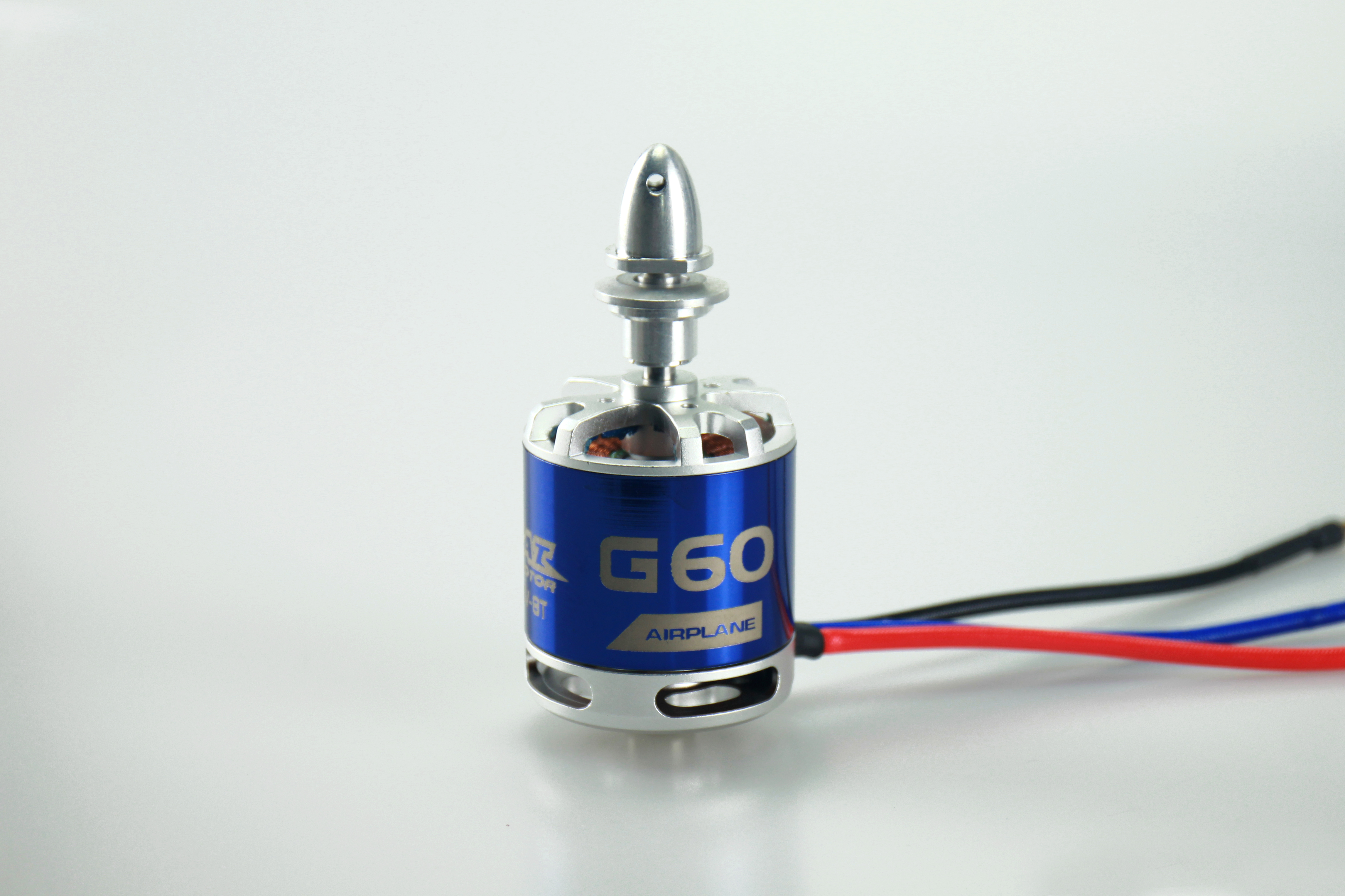 Tomcat Glow Series 5030 420KV Brushless Motor For Propeller Fixed Wing RC Plane fishycat tomcat 67sp dr x09