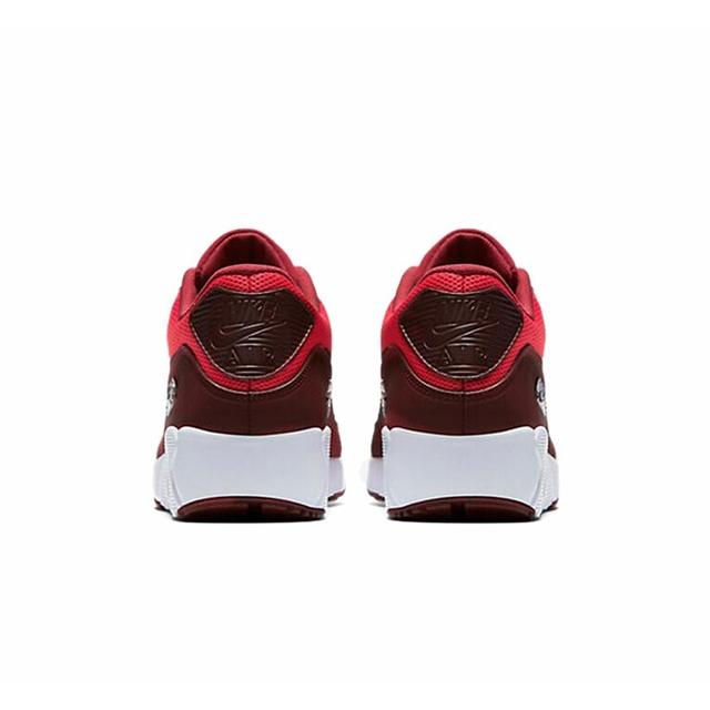 Oficjalny oryginalny NIKE AIR MAX 90 ULTRA 2 0 mężczyźni oddychające buty do biegania sneakers Limited klasyczne Outdoor Leisure Sport 2018 tanie i dobre opinie Dorosłych Niskie Średni (B M) Oddychająca Powietrze Max Gumowe Sznurowane Fall2017 Amortyzację Mężczyzn Masz Początkujący