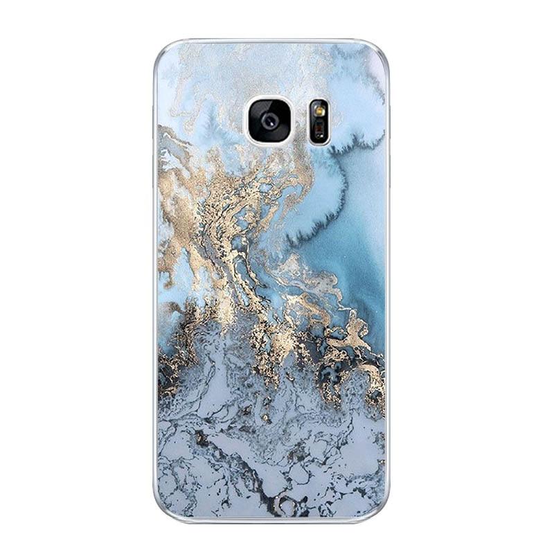 Para Samsung Galaxy J3 J5 J7 2016 Funda de teléfono S4 S6 S7 Edge - Accesorios y repuestos para celulares - foto 2