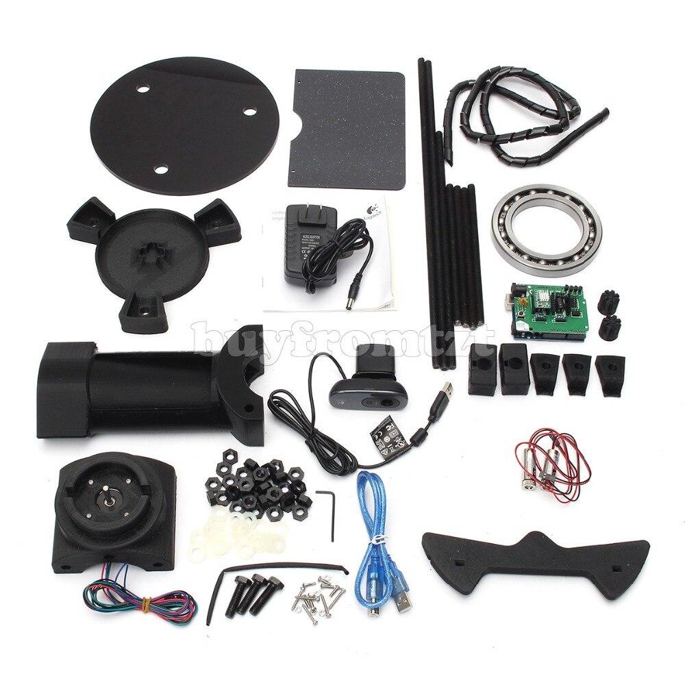 3d Open Source Diy 3d Scanner Kit Geavanceerde Laser Scanner W/c270 Camera Ciclop 3d