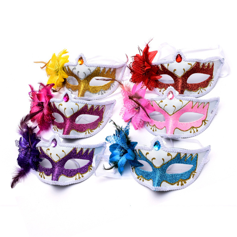Mask party sex