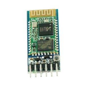 Image 3 - 5 יח\חבילה HC05 HC 05 אדון ועבד 6Pin JY MCU אנטי הפוך רדיו תדר משדר Bluetooth אלחוטי מודול עם 3.3 V se