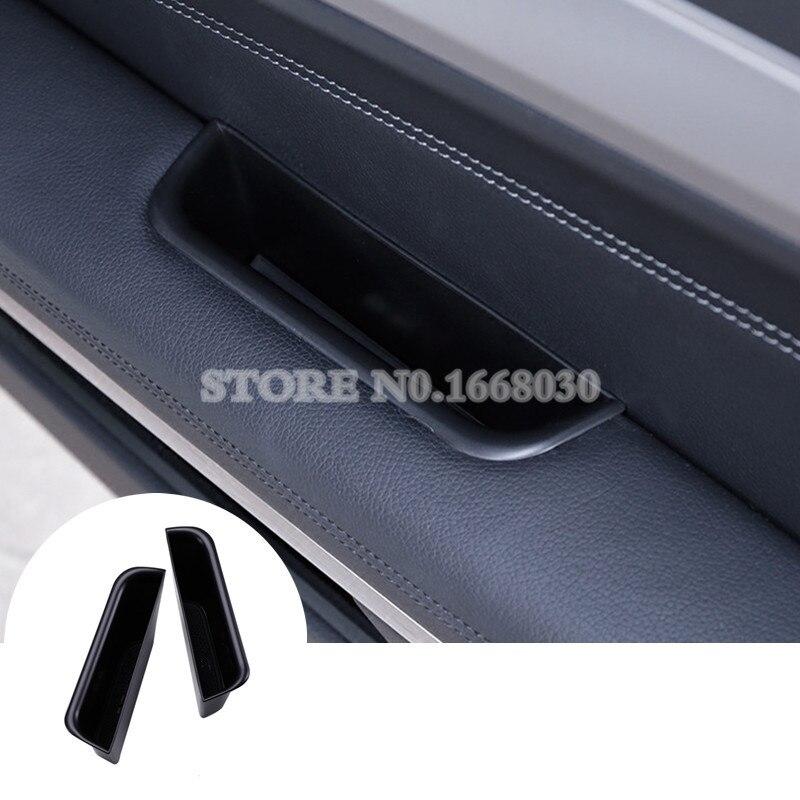 Intérieur Porte D'entrée Porte-Boîte de Rangement 2 pcs Pour Mercedes Benz Classe E Coupé W207 C207 2009-2016