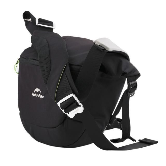 NatureHike Ultralight Single Shoulder Bag Waterproof Inclined Bag Multifunctional Outdoor Sport bag 8L Climbing Backpack
