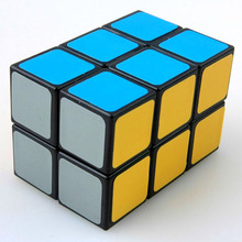 Brand New Z Cube 2x2x3 57mm Sticker Magic Cube Speed Twist Puzzle Cubes Educational Toy Special
