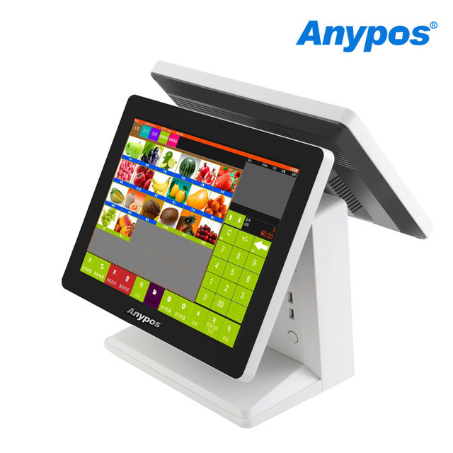 15 inch pos system touch screen cash register payment android pos terminal