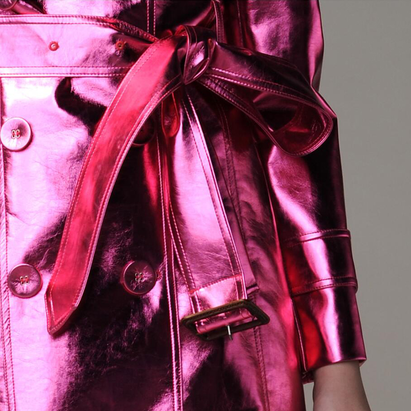 waist fashion leather color