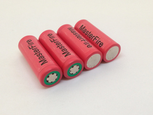 6pcs/lot New Genuine Sanyo 18500 UR18500F 1600mah 3.7V Li-Ion Rechargeable Battery Batteries Free Shipping