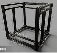 Funssor BLV mgn Cube Frame kit & Hardware Kit For DIY CR10 3D Printer Z height 365MM