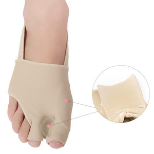 Image 5 - 1pair S/L SEBS Big Toe Bunion Splint Straightener Corrector Foot Pain Relief Hallux Valgus for both feet therapy Easy to wear