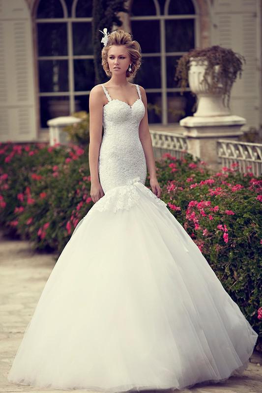 russing mermaid wedding dress – Fashion dresses