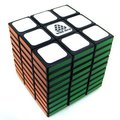WitEden Fully Functional 3x3x9 I Magic Cube Black 339 Twisty Puzzle Toy Hot Selling cube magic for Childern Gift and Puzzlers
