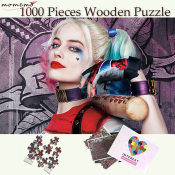momemo game of thrones wooden puzzles 1000 pieces white walkers and dragon adults 1000 pieces jigsaw puzzle teenagers kids toys MOMEMO Harley Quinn Customized Wooden Puzzle Toys Jigsaw Puzzles 1000 Pieces Wooden Puzzle Games for Adults Teenagers Home Decor
