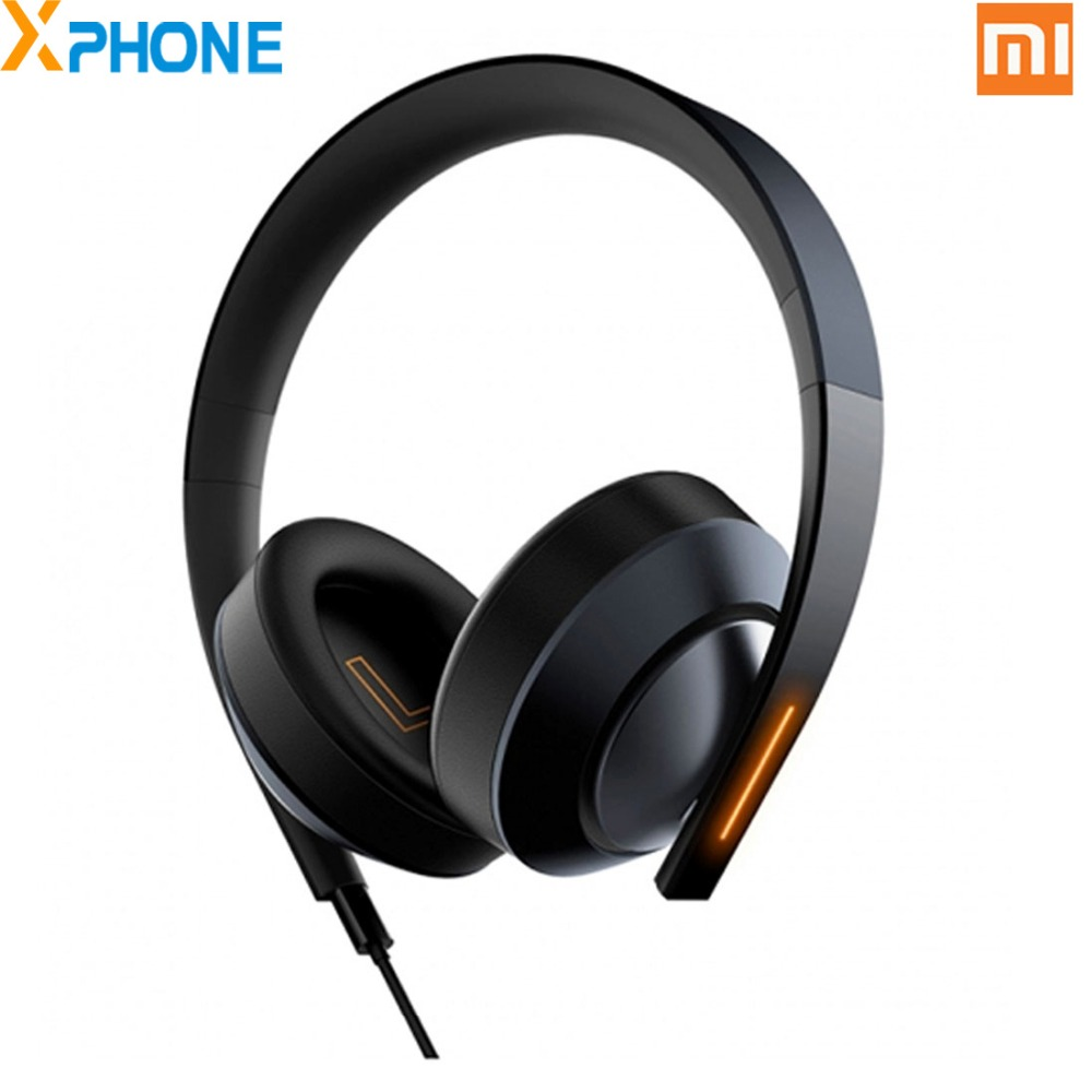 Xiaomi Game Headphones Mi Gaming Headset Virtual Surround Stereo With Backlit Anti noise Headset for PC