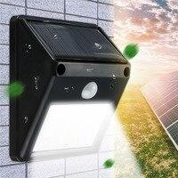 KITOSUN Waterproof Wireless PIR Motion Sensor 12 LED Solar Light Outdoor Solar Powered Garden Light Landscape