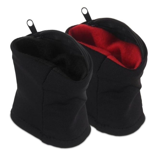 1PC Wrist Wallet Pouch Band Fleece backpack 8