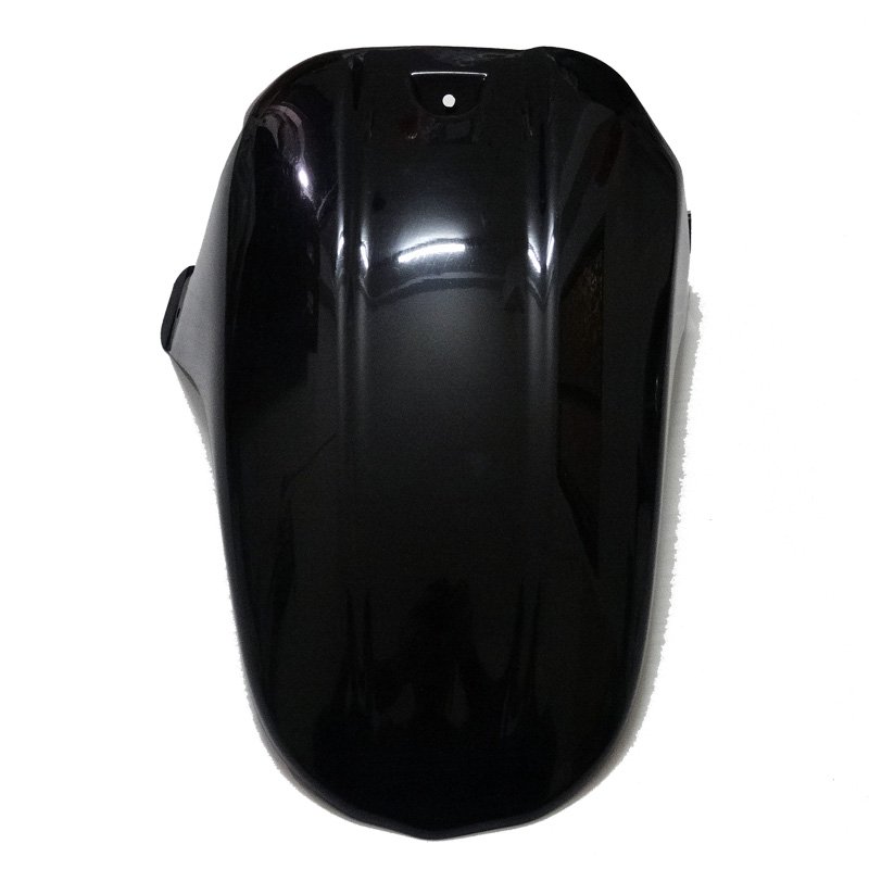 Motorcycle Rear Hugger Fender For SUZUKI GSXR600 GSXR750 2006-2007 K6 GSXR 600 750 06 07 Motorbike guard ABS Mudguard for suzuki gsx r600 k6 motorcycle fender eliminator license plate bracket tail tidy tag rear for suzuki gsxr750 k6 2006 2007