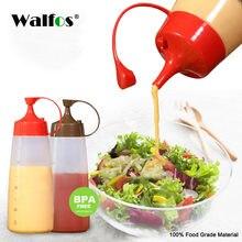 Walfos Пластик бутыль салат томатный для мёда масла потребление
