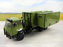 1:43 scale Steyr Military shower truck for Chinese army Military Shan Xi Automobile PLA heavy Military shower vehicle