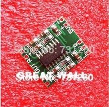 PAM8403 module digital power amplifier board miniature class D power 2 * 3 w high 2.5 ~ 5 v USB power supply