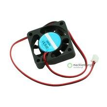 Кулер осевой вентилятор 12 в 40x40x10 мм для Arduino Raspberry Pi компьютер 3D принтер CF