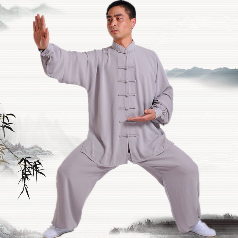 black high quality Lightcotton tai chi clothing Men Martial arts Suit kids Kung fu uniforms Wushu taiji taekwondo Clothes цены