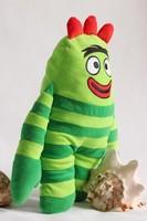 Toy60cm Yo Gabba Plush Toys Baby Gift Animal Doll Babies Brobee Yo Gabba Gabba Plush