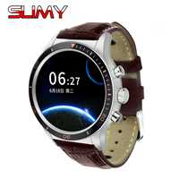 Slimy Y3 Better Than KW88 KW99 Smart Watch 3G 4GB ROM 512MB RAM WIFI 1 39
