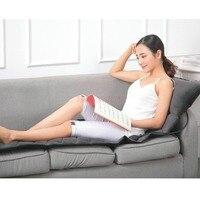 Электрический массажер стул инструмент подушка матрас многофункциональный тела точки акупунктуры домой лежащего вибрации разминание adul