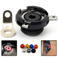 M20*2.5 Motorcycle CNC oil cap Reservoir Cup caps Engine Oil Filter Cover Cap FOR Kawasaki Z1000 Z1000SX Z800 VN650 Vulcan S