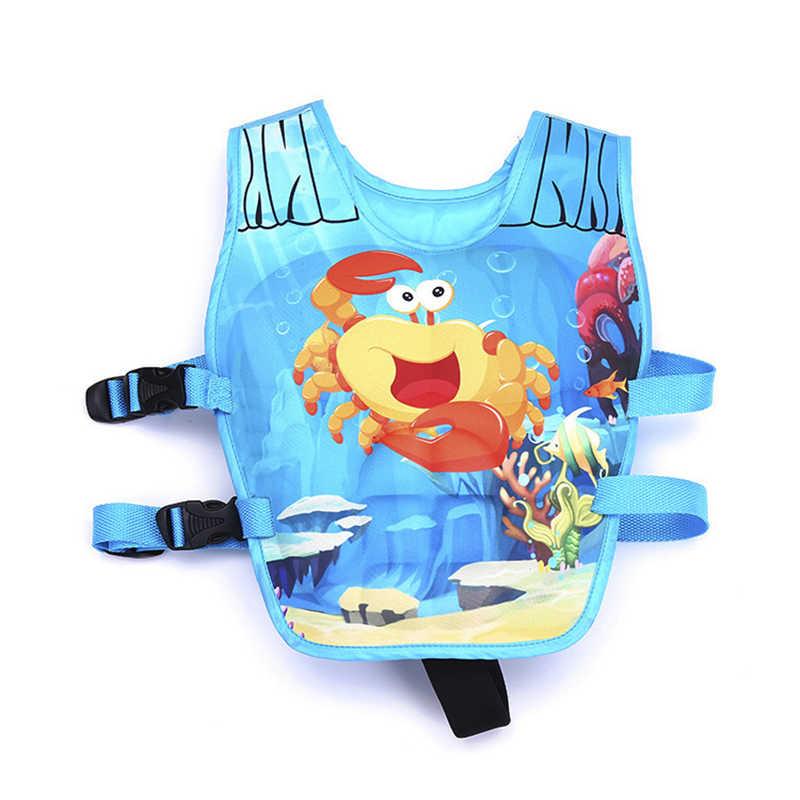 Регулируемый спасательный жилет, детский купальник, надувной бассейн, плавающий, для детей, для младенцев, для плавания, для плавания