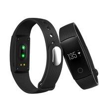 Tgeth V05C сердечного ритма Мониторы часы SmartBand Фитнес Спортивные Bluetooth трекер Браслет PK ID107 fitbits Mi band