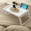 Новый Переносной Стол Кровать теплый кровать раскладной стол стойку вьющиеся шайбу обеденный стол с раскладная кровать обучения таблицы