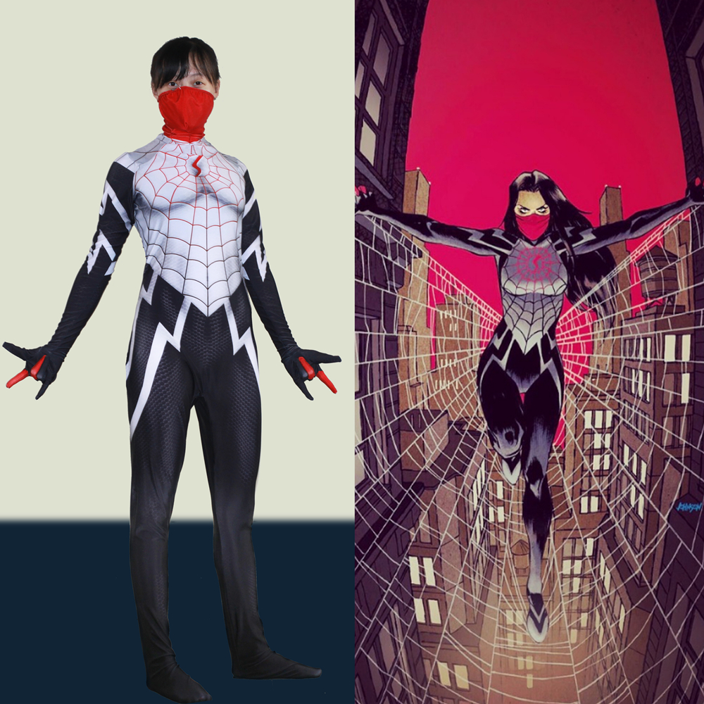 women-girls-the-amazing-spider-man-silk-cindy-moon-cosplay-costume-superhero-zentai-bodysuit-suit-jumpsuits