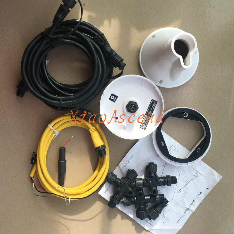 10pcs Set for Garmin Marine GPS 17X NMEA 2000 Network System Starter Kit w Power Antenna
