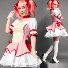 New Japan Anime Puella Magi Madoka Magica Cosplay Costumes K