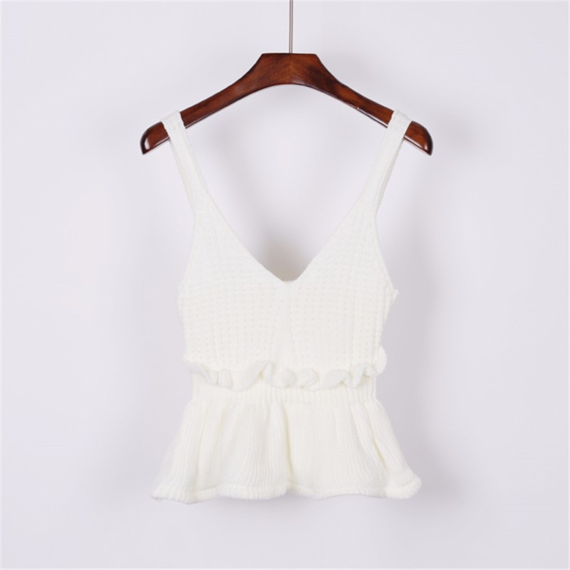 knitted vest 11