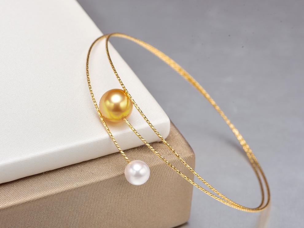 double pearl bracelet (2)