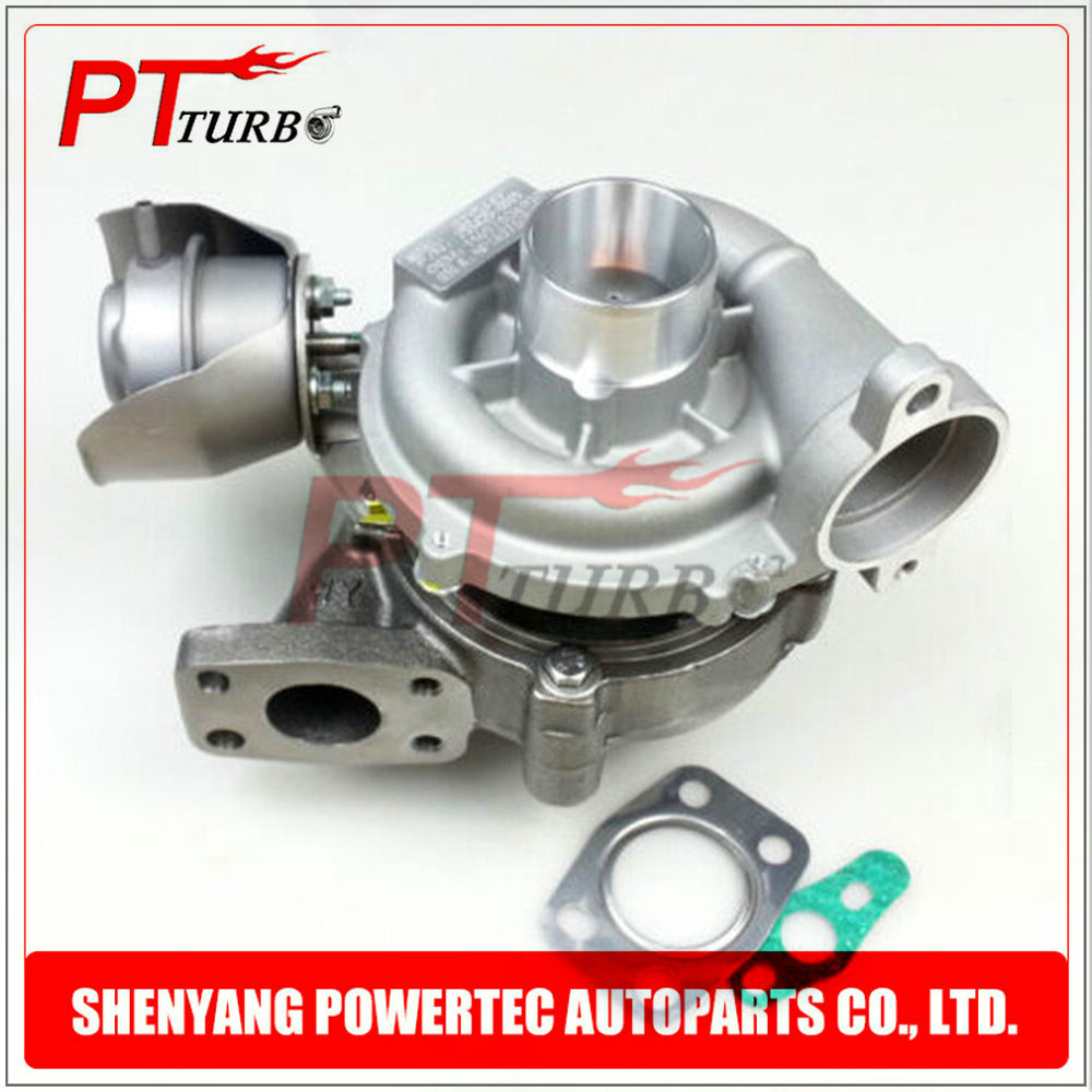 Auto turbocharger whole turbo GT1544V 753420 / 0375J8 / 0375J7 / 0375J6 / 11657804903 for Peugeot 206/207/307/308/407 1.6 HDi