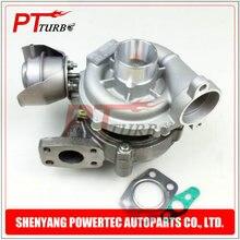 Auto turbocharger whole turbo GT1544V 753420 / 0375J8 / 0375J7 / 0375J6 / 11657804903 for Peugeot 206/207/307/308/407 1.6 HDi