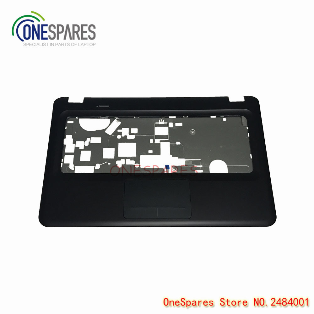 Laptop NEW top case For HP For Pavilion DV6-3000 DV6 Palmrest Touchpad top Upper cover Keyboard bezel C Shell 3LLX8TATP20 new original for lenovo thinkpad l530 palmrest cover with touchpad fingerprint 15 6 keyboard bezel upper case 04x4617 04w3635
