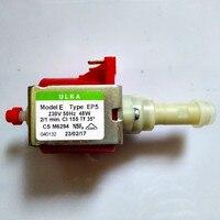 Máy pha cà phê bơm bơm điện thương hiệu ULKA mô hình EP5 điện áp 230 V-50Hz power 48 Wát