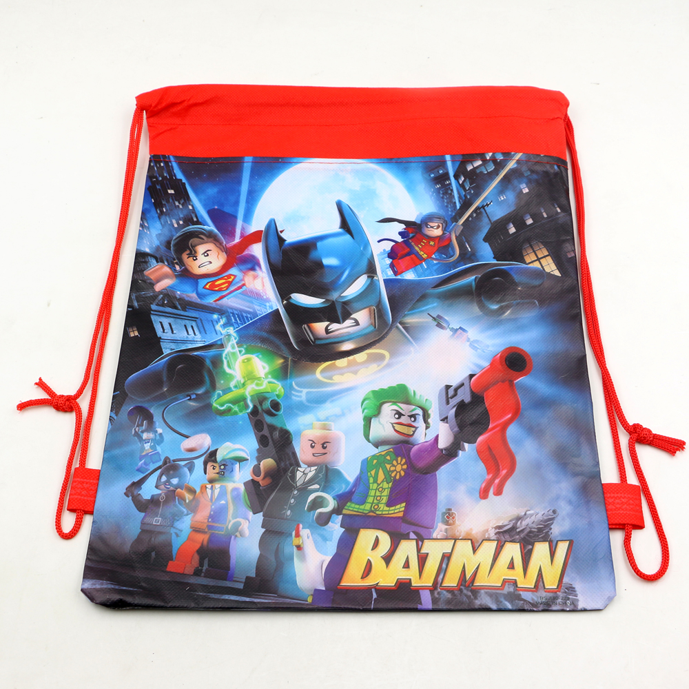 Online Buy Wholesale superhero drawstring bag from China superhero ...