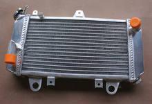 Nowy wydajność aluminium Radiator chłodnicy silnika dla Yamaha FZX750 FZX 750 4-suwowy anno DOHC 1986 86 i FZX700 / FZX700S Fazer 1986 1987 2JE
