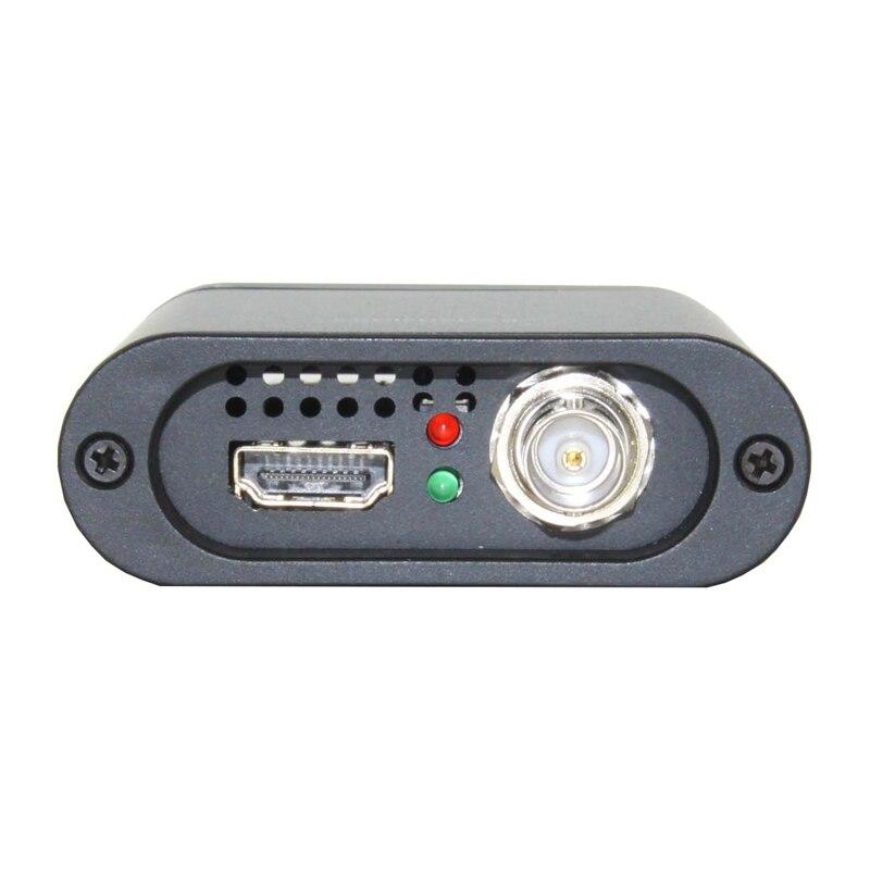USB3.0 60FPS SDI HDMI boîte de CAPTURE vidéo FPGA Grabber jeu de Dongle diffusion en direct de flux 1080P OBS vMix Wirecast Xsplit - 4